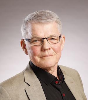 Hans Dahlin, VD för och grundare av Pharmacolog.
